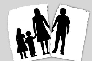 Family facing separation
