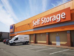 Newcastle storage facility